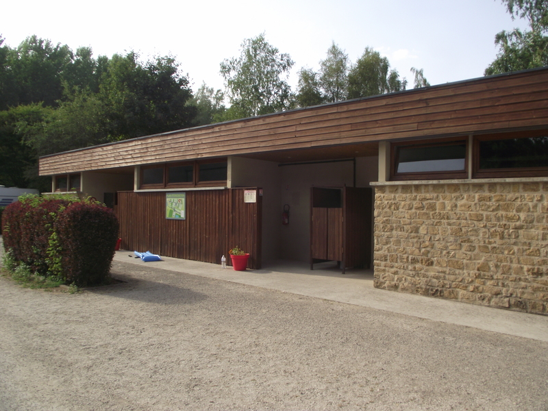 Camping la Samaritaine  Dscf4313