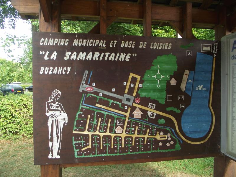 Camping la Samaritaine  Dscf4315