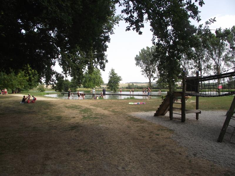Camping la Samaritaine  Dscf4317
