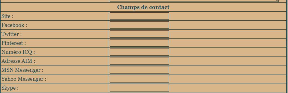 *RESOLU*[PhpBB2] Supprimer champ de contact dans les infos de profil, Champ_14