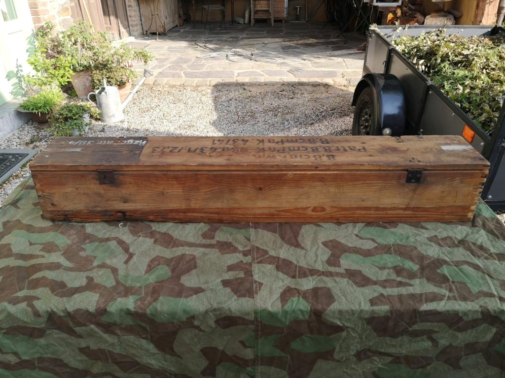 Couteaux allemands, kits Rg34 et caisse 8,8 cm Kw.K.43 Img_1005