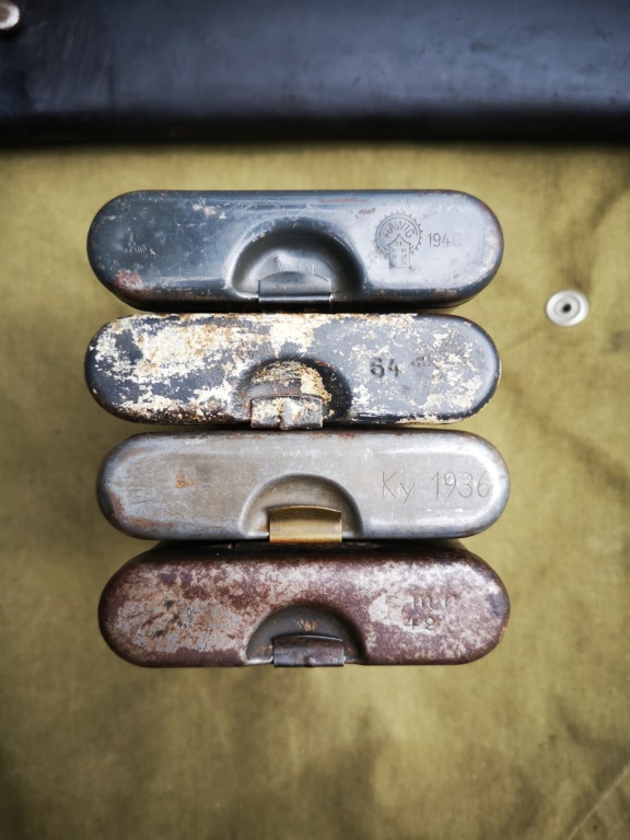 Allemands ww1 et ww2, glaive autrichien M1853/89 et pique-couille fin XIXème Img_1749