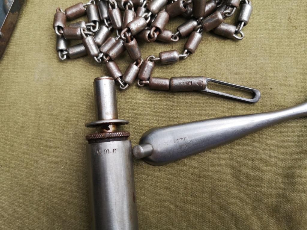 Allemands ww1 et ww2, glaive autrichien M1853/89 et pique-couille fin XIXème Img_1752