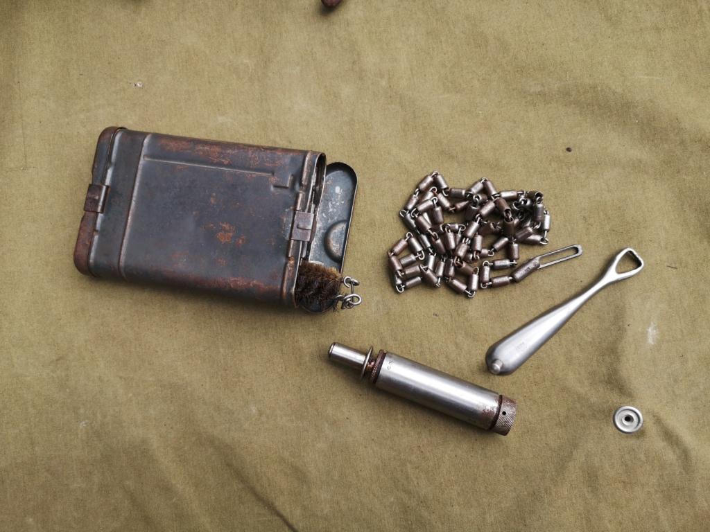 Allemands ww1 et ww2, glaive autrichien M1853/89 et pique-couille fin XIXème Img_1753