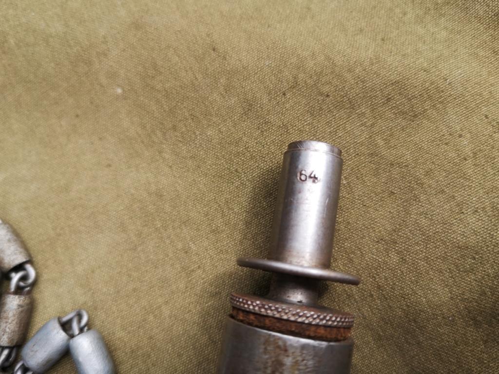 Allemands ww1 et ww2, glaive autrichien M1853/89 et pique-couille fin XIXème Img_1757