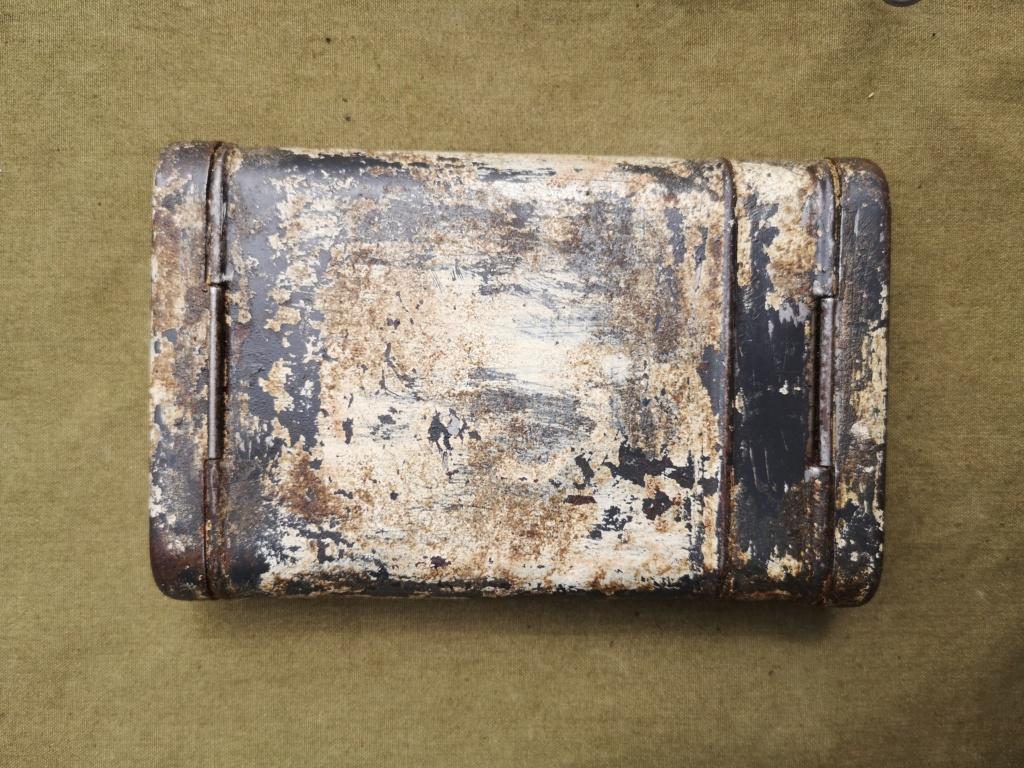 Allemands ww1 et ww2, glaive autrichien M1853/89 et pique-couille fin XIXème Img_1758