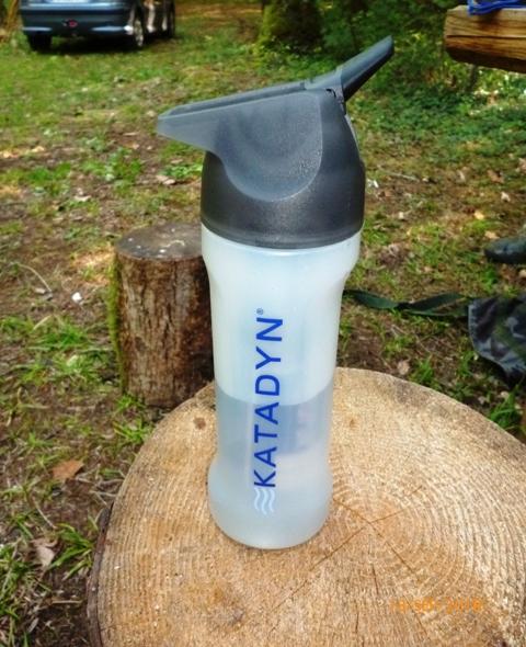 RETEX de 2 systèmes de filtration nomades: La Sawyer « Care Plus » et la Katadyn « My Bottle » P1060517
