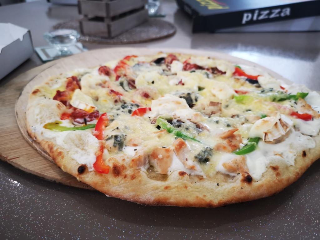 Test nouvelle recette pizza  Img_2021