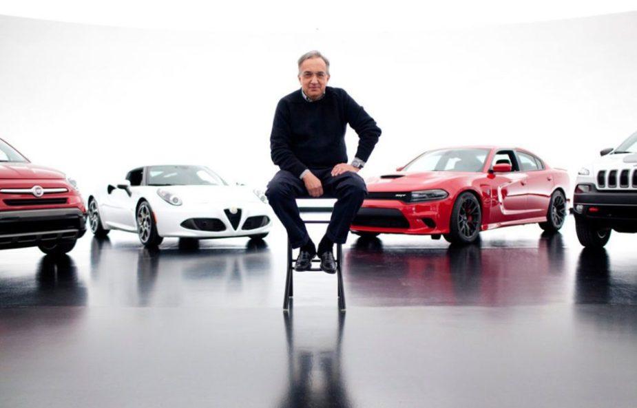 Décès du grand Patron de Ferrari Sergio10