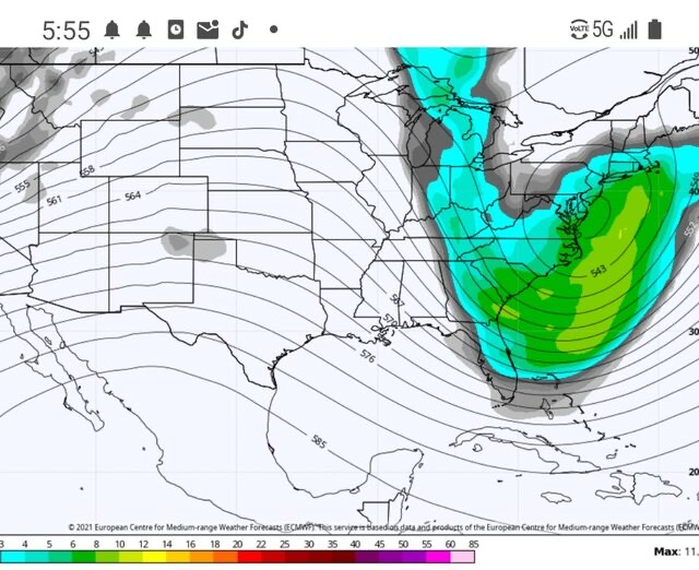 01/31 Possible Winter Storm 22858410
