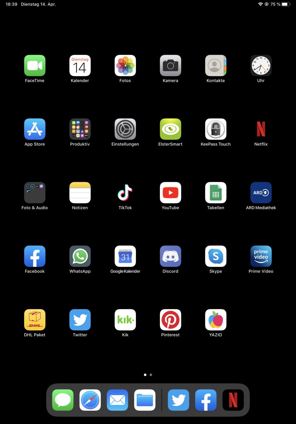 Zeig her deinen Desktop! Dbfde110