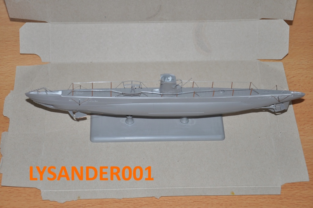 U-Boot Type IIB (1939) 1/144 ICM Dsc_0194
