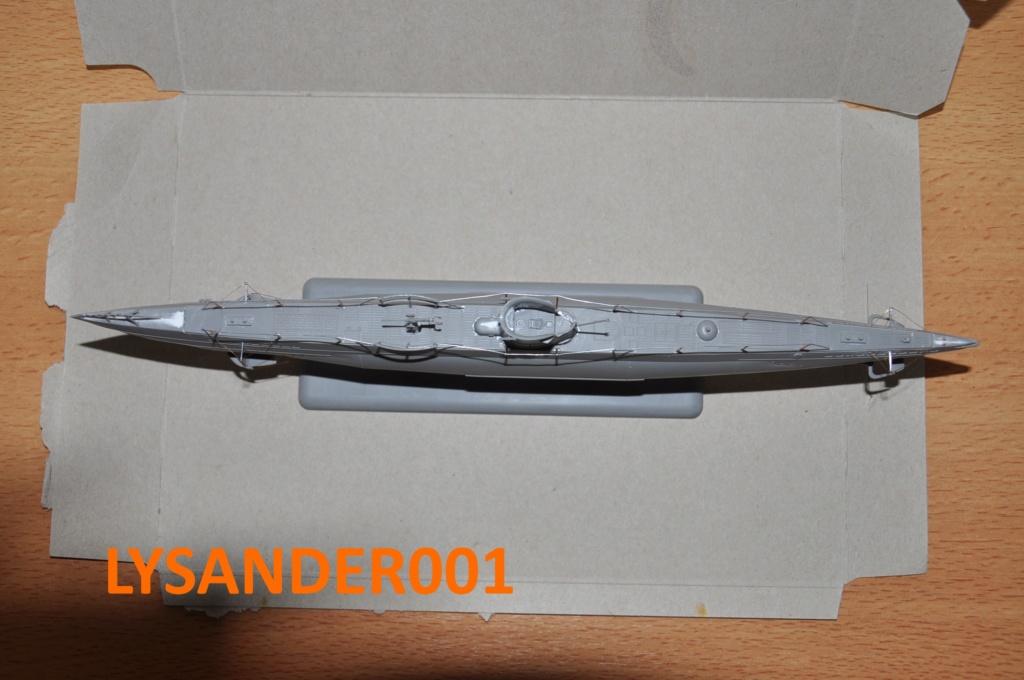 U-Boot Type IIB (1939) 1/144 ICM Dsc_0195