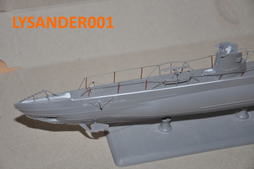 U-Boot Type IIB (1939) 1/144 ICM Dsc_0196