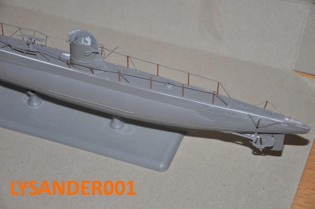 U-Boot Type IIB (1939) 1/144 ICM Dsc_0197