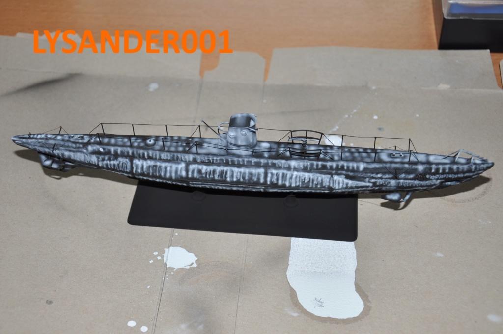 U-Boot Type IIB (1939) 1/144 ICM Dsc_0199