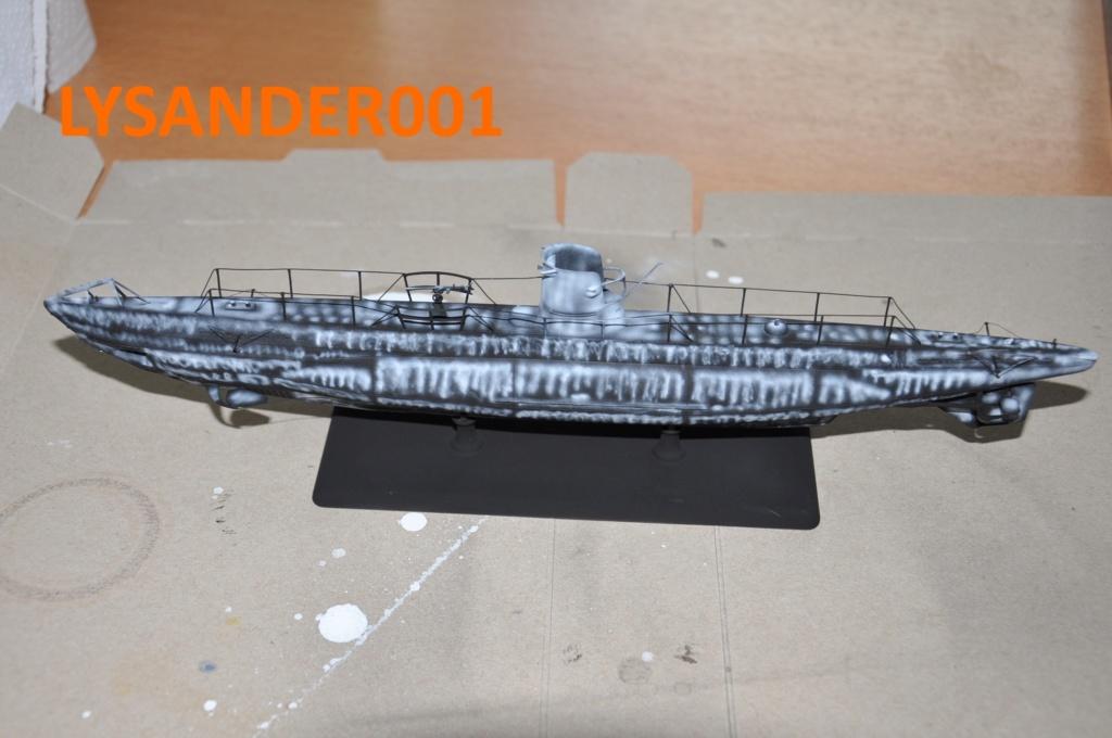 U-Boot Type IIB (1939) 1/144 ICM Dsc_0200