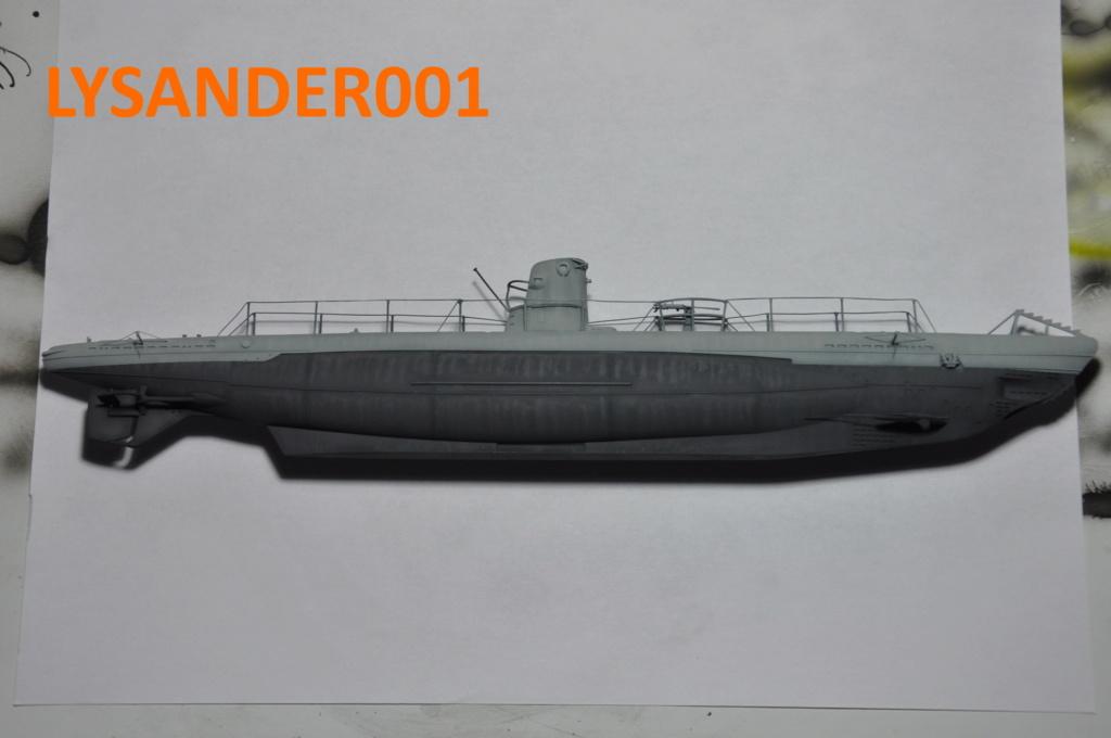 U-Boot Type IIB (1939) 1/144 ICM Dsc_0611