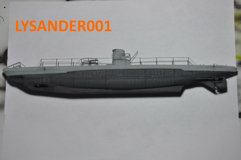U-Boot Type IIB (1939) 1/144 ICM Dsc_0612