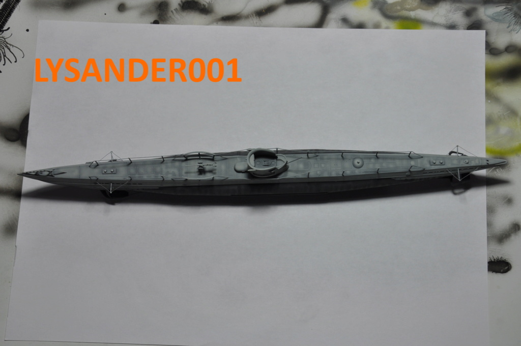U-Boot Type IIB (1939) 1/144 ICM Dsc_0613