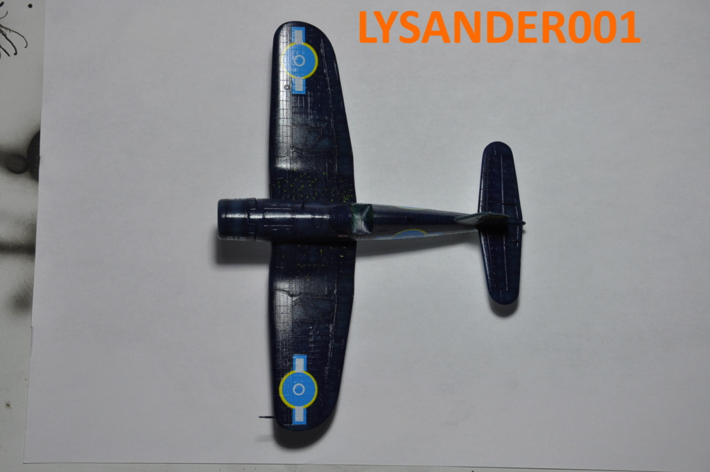 CORSAIR F4U-1 SMER 1/72 - Page 2 Dsc_0617