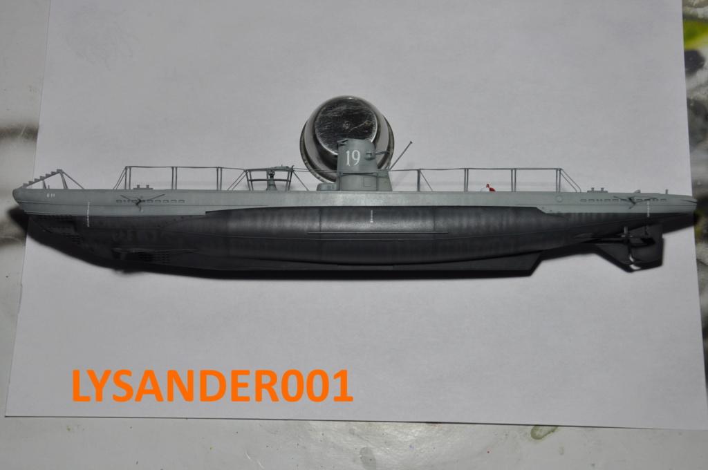 U-Boot Type IIB (1939) 1/144 ICM - Page 2 Dsc_0620