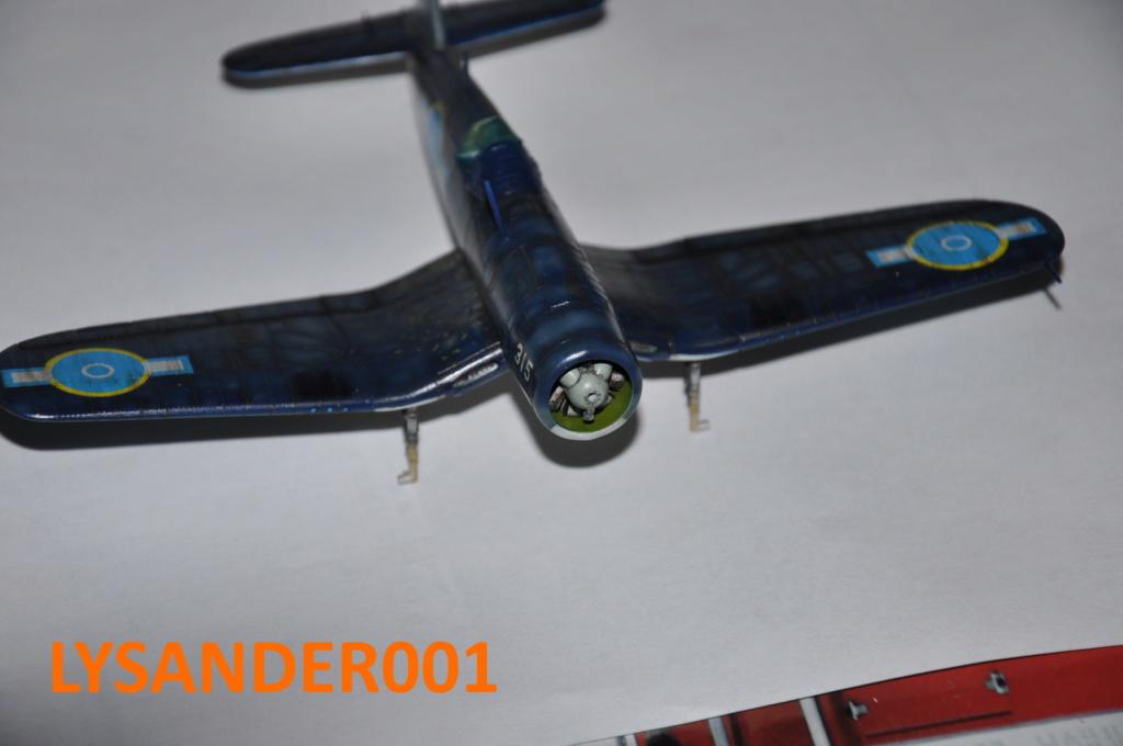 CORSAIR F4U-1 SMER 1/72 - Page 2 Dsc_0627