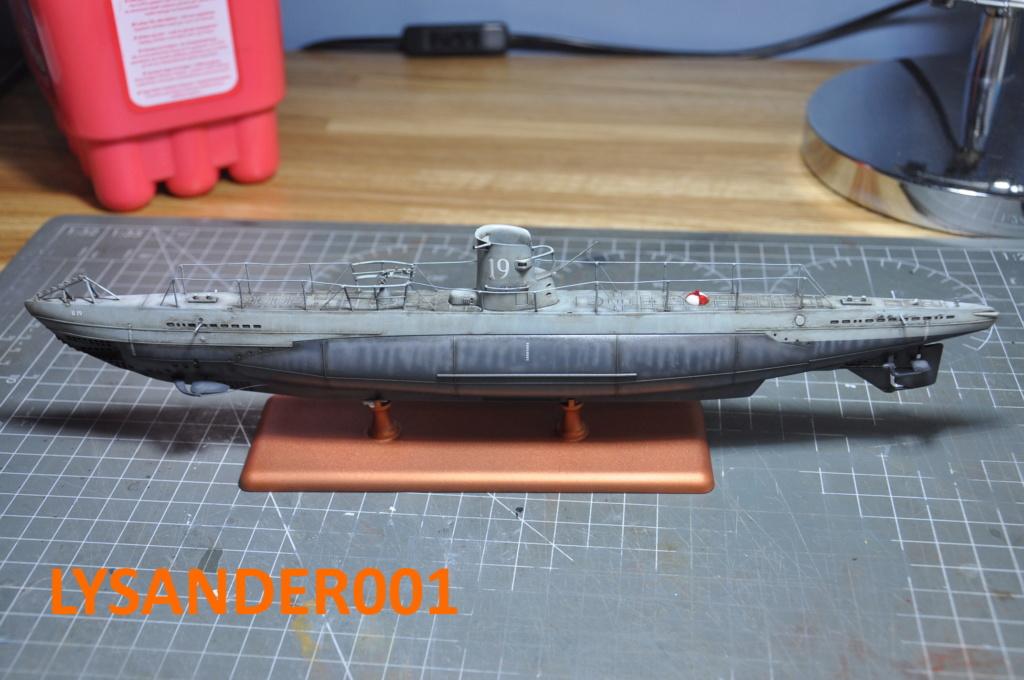 U-Boot Type IIB (1939) 1/144 ICM - Page 2 Dsc_0643
