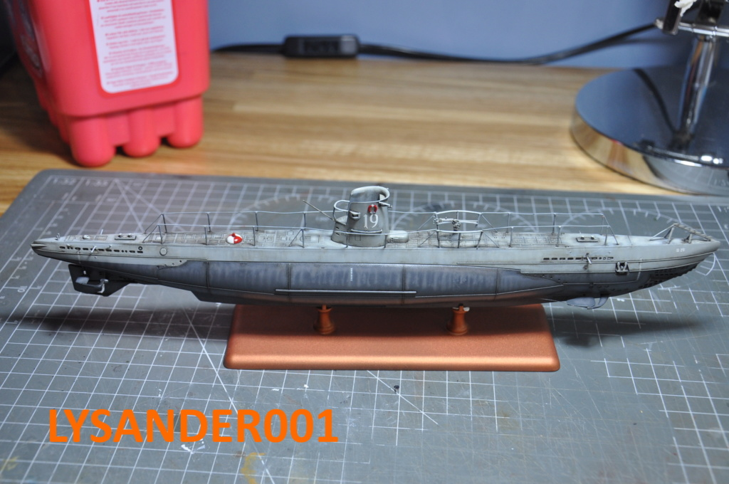 U-Boot Type IIB (1939) 1/144 ICM - Page 2 Dsc_0644