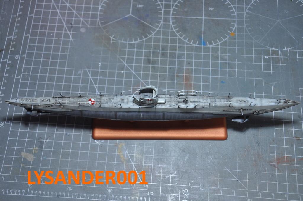 U-Boot Type IIB (1939) 1/144 ICM - Page 2 Dsc_0645
