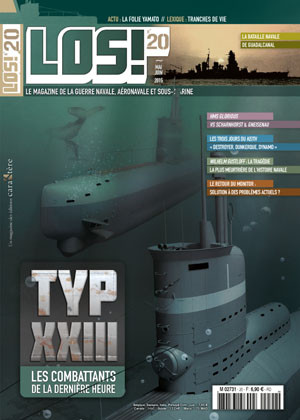 U-boot type XXIII - Bronco - 1/35ème Ita-7210
