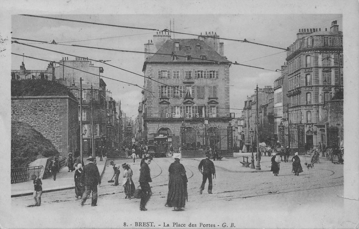 [Ports] LE VIEUX BREST - Page 20 1911_c11