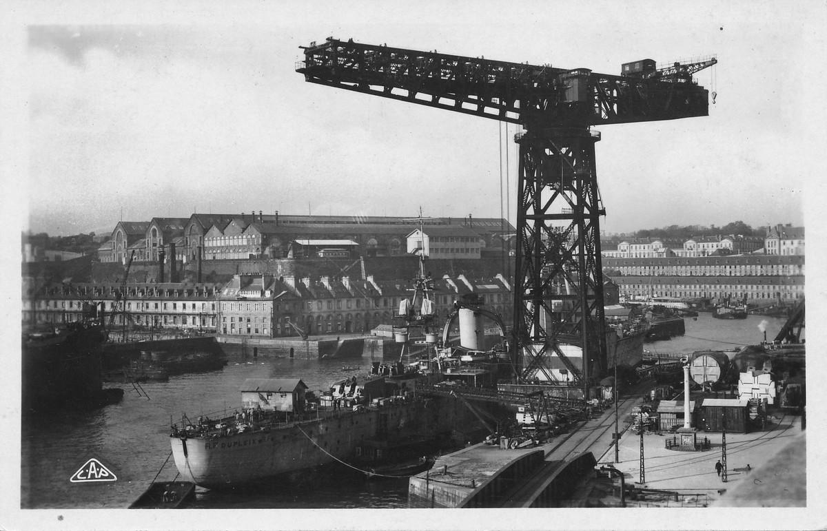 [Ports] LE VIEUX BREST - Page 20 1938_c10