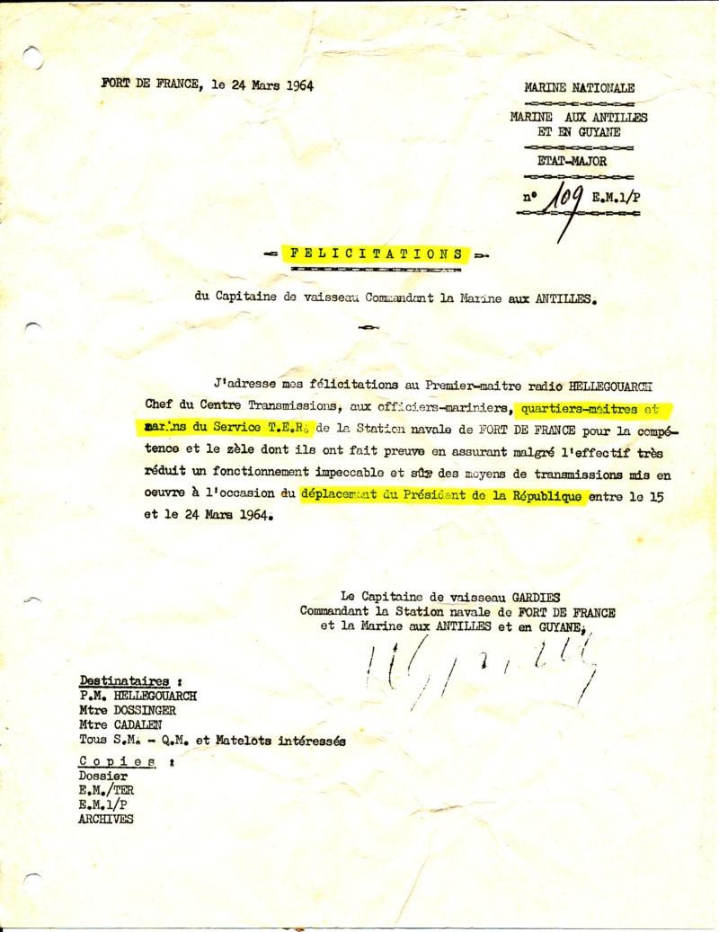 Ultime croisière de la vieille Jeanne d'Arc 1963-1964 - Page 3 1964_f10