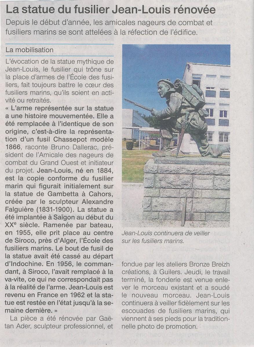 [Les ports militaires de métropole] Port de LORIENT - Page 5 2018_s10