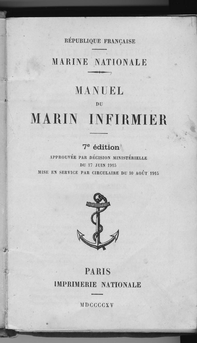 [LES TRADITIONS DANS LA MARINE] LES INSPECTIONS DE SACS - Page 4 Acb_1910