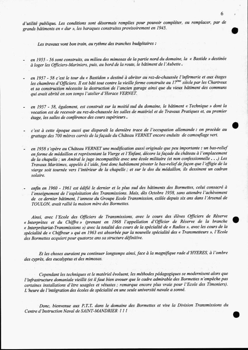 [Les écoles de spécialités] ÉCOLE DE RADIOS LES BORMETTES - Tome 3 - Page 24 Acb_2313