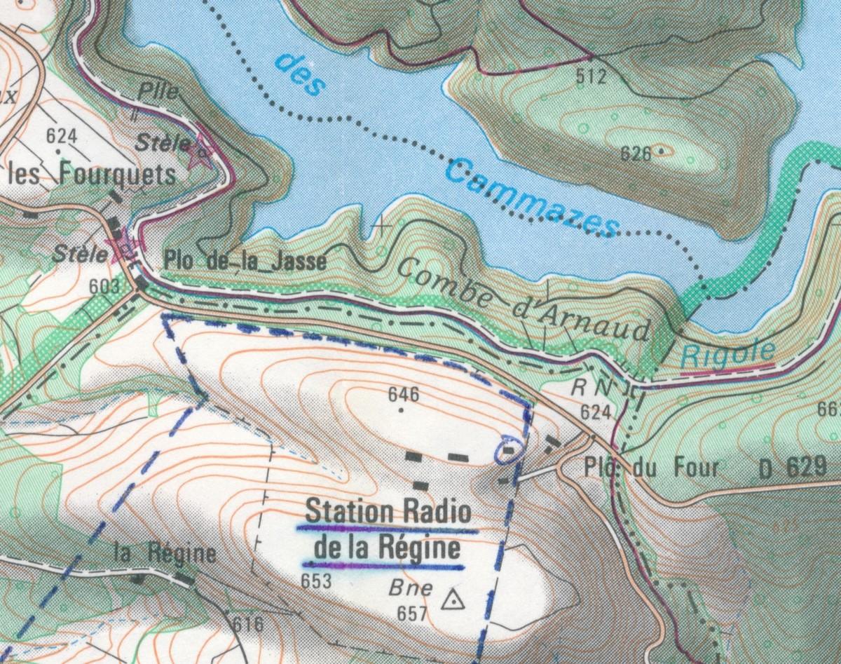 [ Les stations radio de télécommunications] Station radio La Régine - Page 7 Acb_m438