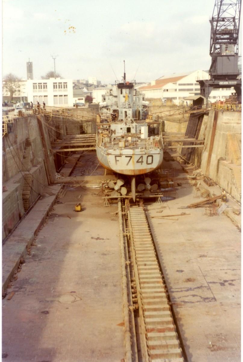[Les ports militaires de métropole] Port de LORIENT - TOME 1 - Page 25 Acb_m441