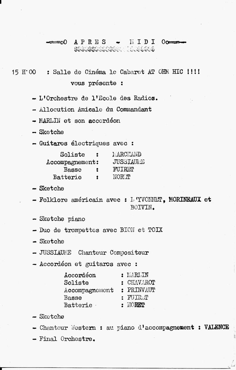 [Les écoles de spécialités] ÉCOLE DES RADIOS LES BORMETTES - Tome 3 - Page 25 Acb_ma45