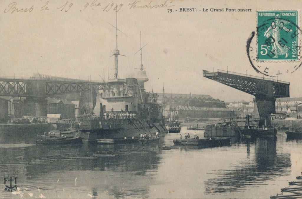 [Ports] LE VIEUX BREST - Page 21 Cp_fam11