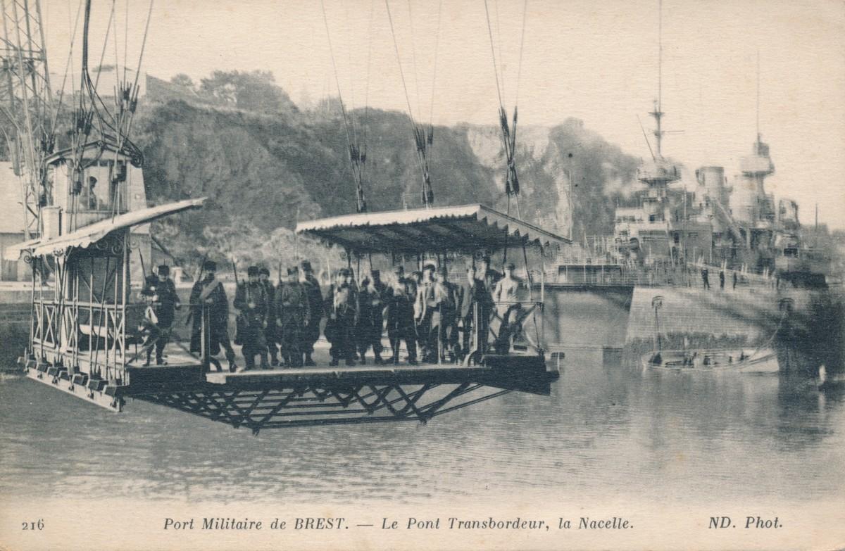 [Ports] LE VIEUX BREST - Page 28 Cp_fam19