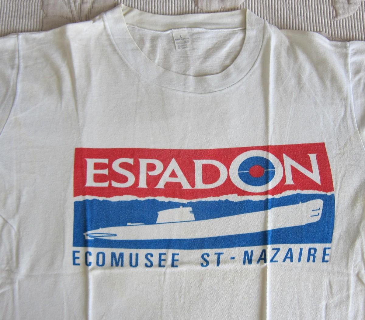 [ Les musées en rapport avec la Marine ] L'Espadon à St Nazaire Sm_esp10