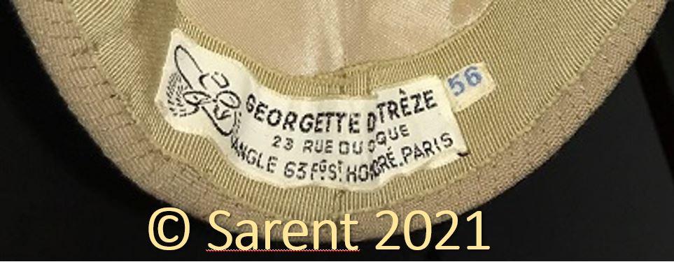 Le tricorne dans l'armée française - présentez vos exemplaires - Page 2 Tricor11