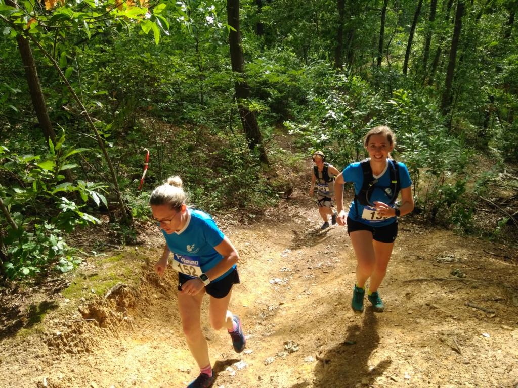 Week End du 15-16 :Trail des pompiers, relais marathon de Beauchamp et la course de Versaille Img_2058