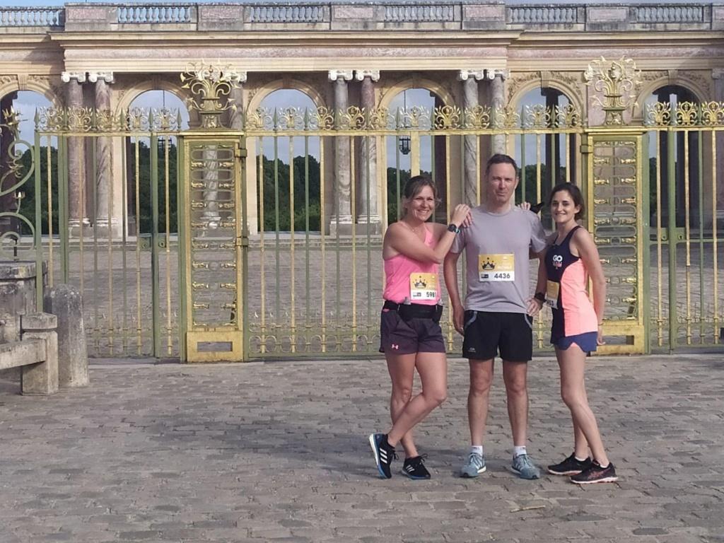 Week End du 15-16 :Trail des pompiers, relais marathon de Beauchamp et la course de Versaille Uin7lu10
