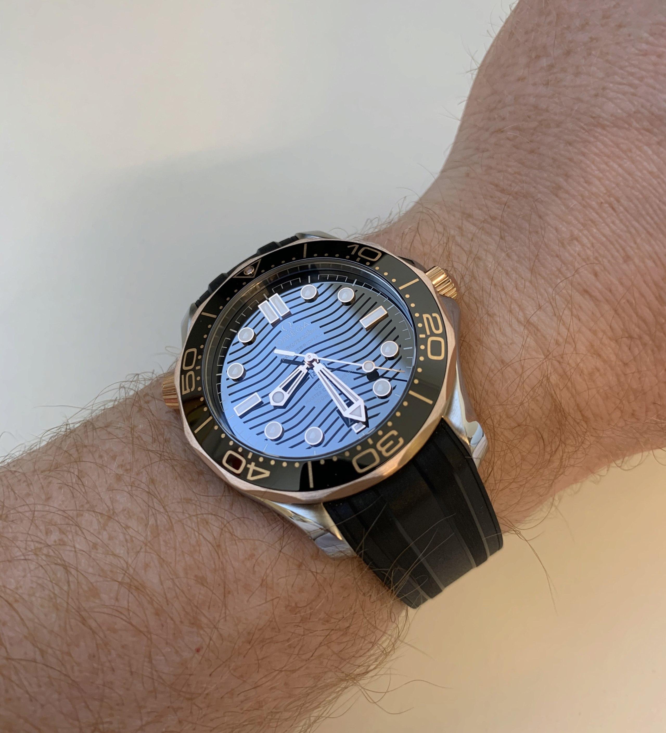 Omega Seamaster Diver 300 (42mm) ou Tudor Black Bay 58 Diver_24