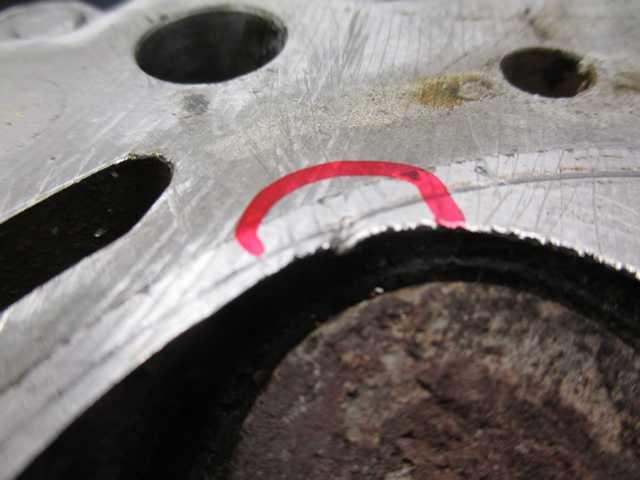 Motor verliert Öl K640_155