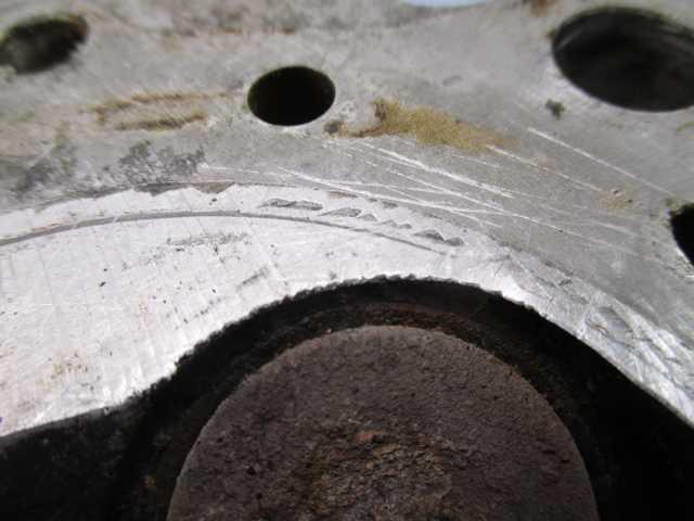 Motor verliert Öl K640_158