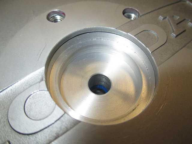 """CX 500 """"HFC""""_hydraulic forced clutch K640_268"""